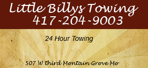Little BIlys Towing