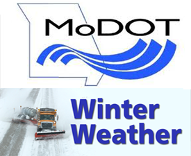 MoDOT Travel Map