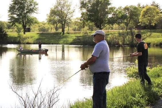 Free fishing days in missouri june 10 11 ozark radio news for Private trout fishing in missouri