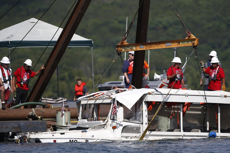 Firms cite law in Missouri boat accident, seek