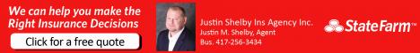 Justin Shelby - Bonnes décisions